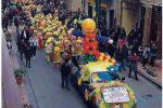 Carnevale, carri e maschere invadono Messina: tutti gli appuntamenti pure in provincia