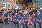 Coriandoli e carri, cala il sipario sul Carnevale di Messina: le foto della parata finale