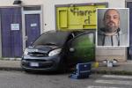Reggio, finisce la fuga di Ciro Russo: l'uomo che ha dato fuoco all'ex moglie