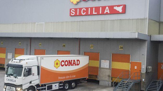 conad sicilia, Sicilia, Economia