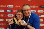Special Olympics World Games, il lametino Cristian Macrì bronzo nel badminton