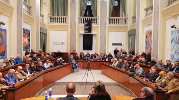 comitato comunale, congresso messina, dc, Messina, Sicilia, Politica