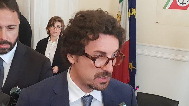 porto di gioia tauro, Danilo Toninelli, Reggio, Calabria, Politica