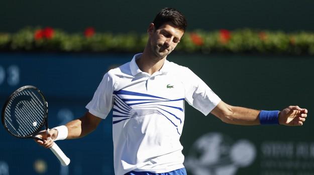 masters 1000 indian wells, tennis, Novak Djokovic, Rafael Nadal, Roger Federer, Sicilia, Sport
