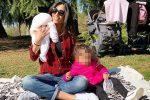 Federica Nargi: a pochi giorni dal parto, primi scatti social con la secondogenita Beatrice