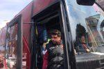 Aspettando Reggina-Rende, la squadra incontra i tifosi in piazza: le foto