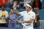 Tennis, Federer in semifinale a Miami: ora la sfida con il giovane Shapovalov