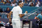 Tennis, Federer e Cecchinato al terzo turno del torneo di Miami