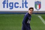 Nazionale, Mancini deve rinunciare a Chiesa: l'attaccante lascia il ritiro per infortunio