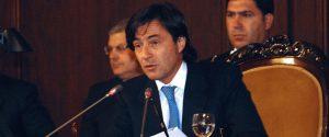 L'ex presidente dell'Ars, Francesco Cascio