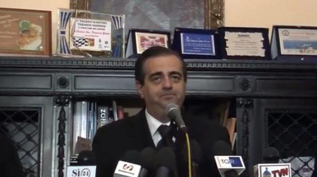 sindaco termini imerese, termini imerese, Francesco Giunta, Sicilia, Politica