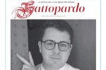Nino Rossi sulla copertina de Il Gattopardo