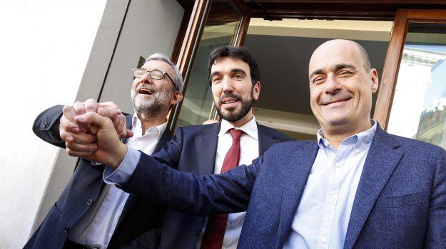 assemblea pd, liste pd, pd calabria, primarie pd, Maurizio Martina, Nicola Zingaretti, roberto giachetti, Calabria, Politica