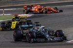 Gp Bahrain, doppietta Mercedes con Hamilton e Bottas. Leclerc terzo e sfortunato, quinto Vettel