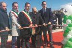 Inaugurazione molo