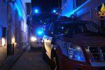 Incendio a Riposto, le immagini dell'intervento dei vigili del fuoco - Video
