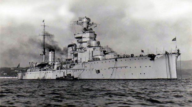 Incrociatore Leggero Giovanni Delle Bande Nere, marina militare, ritrovato incrociatore, Messina, Sicilia, Società