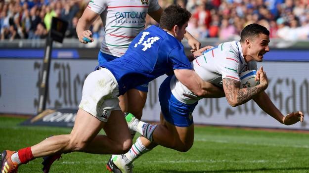 italia, italia-francia, rugby, sei nazioni, Conor O'Shea, Sicilia, Sport