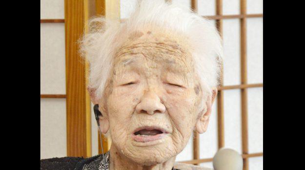giappone, guinness dei primati, persona più anziana del mondo, Kane Tanaka, Sicilia, Mondo