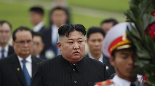 corea del nord, leader, Kim Jong un, Sicilia, Mondo