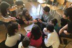 Laboratori di filosofia nelle scuole di Lamezia Terme: ragazzi e bambini insieme