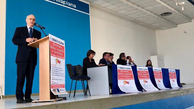 giornata della legalità villapiana, Cosenza, Calabria, Cronaca