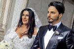 """Tony Colombo e Tina Rispoli sposi fra le critiche: """"No a nozze trash per la vedova del boss"""""""