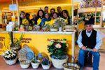 """Al mercato Campagna Amica di Ragusa l'arte dell'intreccio di Paolo, """"l'ultimo dei panarari"""""""