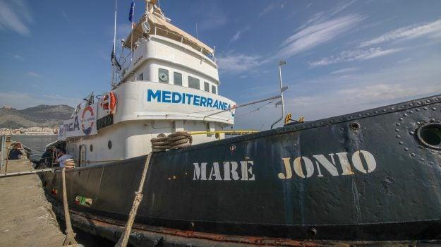 mare jonio, migranti, Matteo Salvini, Sicilia, Cronaca