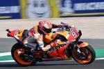 MotoGp, Marquez il più veloce nelle libere in Argentina. Indietro Dovizioso e Rossi