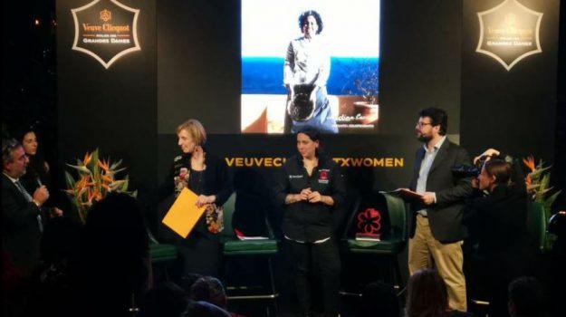 premio michelin chef donna, ristorante signum, Martina Caruso, Messina, Sicilia, Società