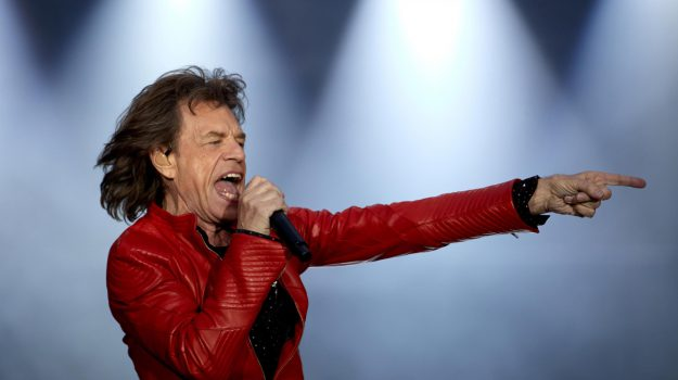 rolling stones, Mick Jagger, Sicilia, Cultura