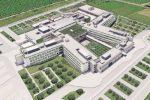 Nuovo ospedale di Corigliano, il cantiere riapre i battenti