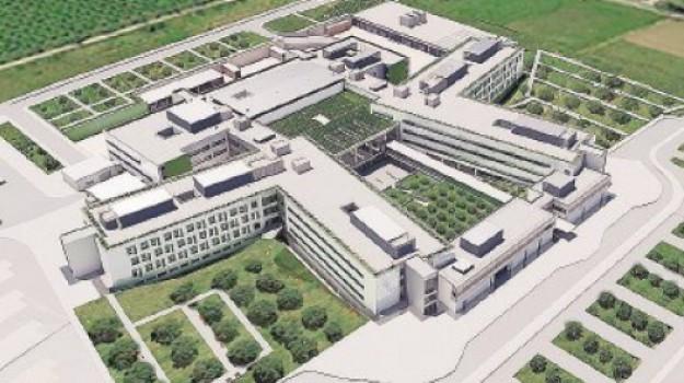 nuovo ospedale Corigliano, Cosenza, Calabria, Cronaca