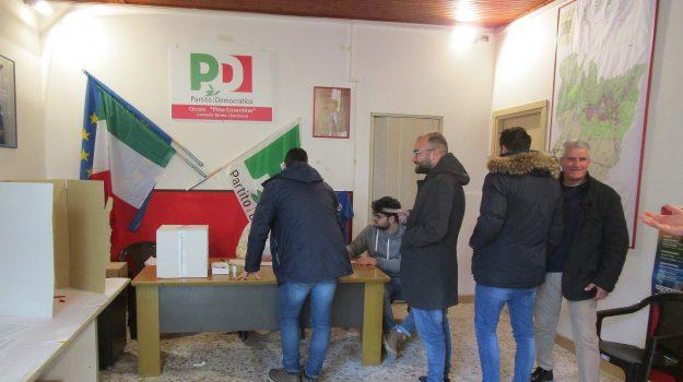 primarie del Pd, Nicola Zingaretti, Calabria, Politica