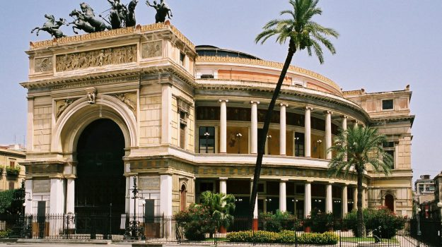 Suoni Riflessi Ensemble, teatro politeama, Maddalena Crippa, Sicilia, Cultura