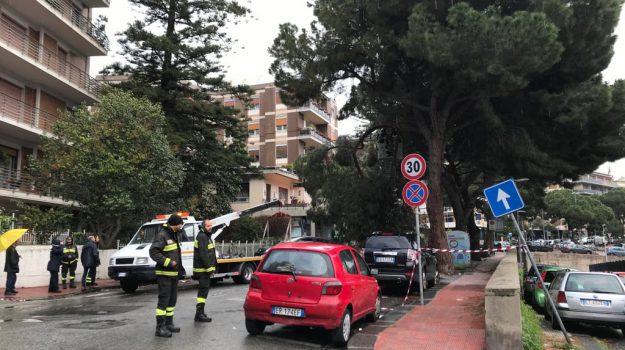 circonvallazione messina, ramo, traffico, Messina, Sicilia, Cronaca