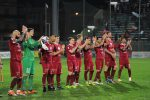 La Reggina all'esame Catania