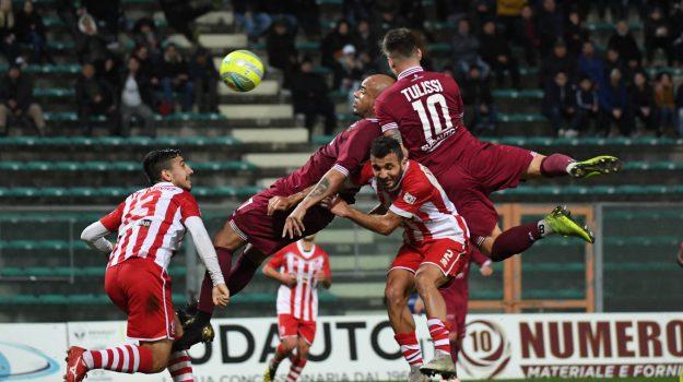 reggina-rende, serie c, Calabria, Sport