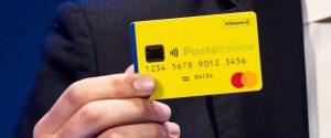 La card del reddito di cittadinanza