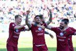 """La Reggina travolge 3-0 il Catania """"di rigore"""", a segno Strambelli e Bellomo"""