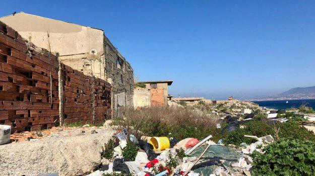 maregrosso, palazzo zanca, pilone, Messina, Sicilia, Cronaca