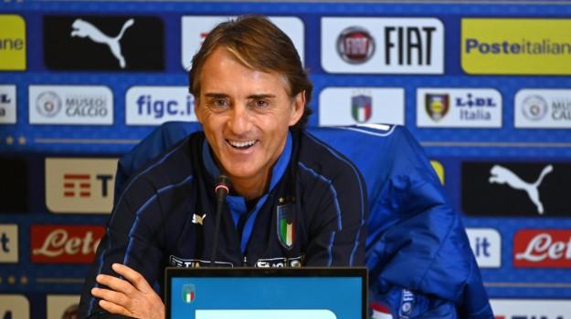 euro 2020, italia-finlandia, nazionale, Roberto Mancini, Sicilia, Sport