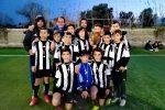 Calcio, successo per le messinesi al trofeo Città di Crotone: le foto