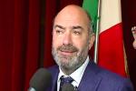L'assessore Salvatore Mondello