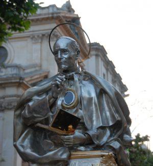 Dasà accoglie le reliquie di Sant'Annibale Maria Di Francia
