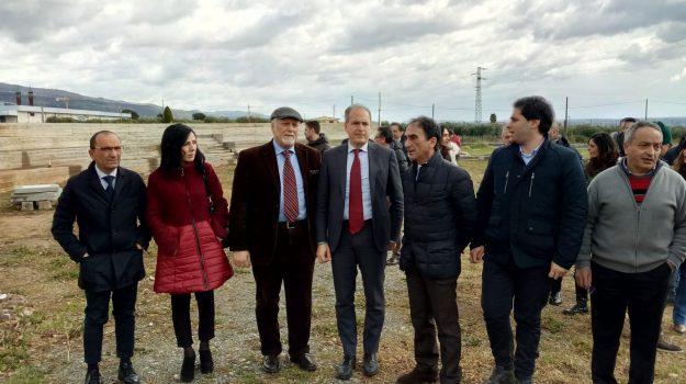 Parco Savutano di Lamezia, Paolo Mascaro, Sergio Abramo, Catanzaro, Calabria, Politica