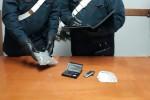 Belvedere Marittimo, 23enne arrestato per spaccio: in casa aveva 110 grammi di marijuana