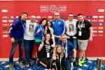Special Games ad Abu Dhabi, medaglia d'argento per Miriam Molinaro da Lamezia