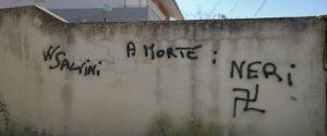 Messina, identificato e denunciato l'autore delle scritte razziste